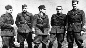 Partizanske pesmi